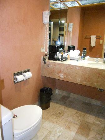 Grand Hotel Tijuana: Baño