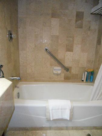 Grand Hotel Tijuana: Otra perspectiva del baño
