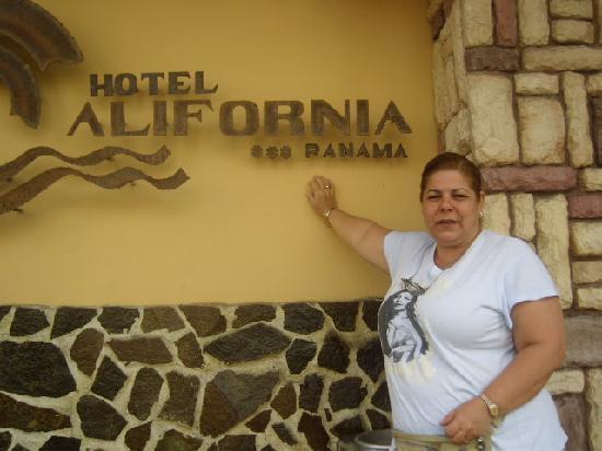 Hotel California, via España. Gracias, Volveremos.....