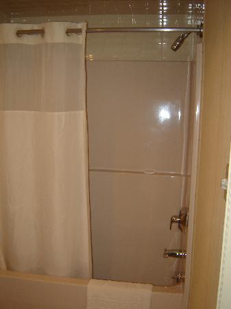 Penn's View Hotel: Shower