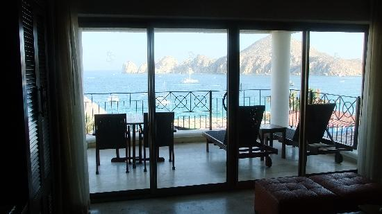 Casa Dorada Los Cabos Resort & Spa: View from room