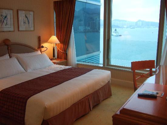 โรงแรมฮาร์เบอร์ แกรนด์ เกาลูน: Harbour View 1
