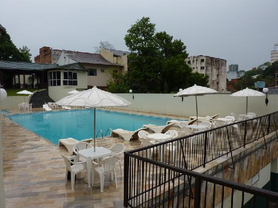 San Rafael Hotel: Piscina
