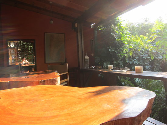 Secret Garden Iguazu B&B: The dining area