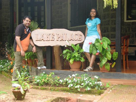 KTDC Lake Palace Thekkady : Lake Palace