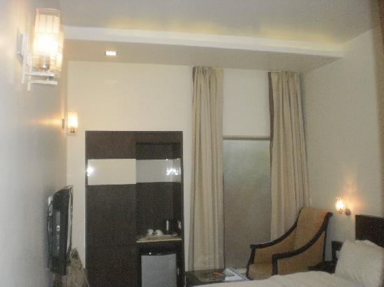 โฮเต็ล ทัช รีสอร์ท: bedroom