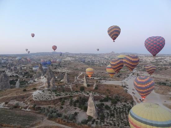 Turkey Travel Group : Balloon
