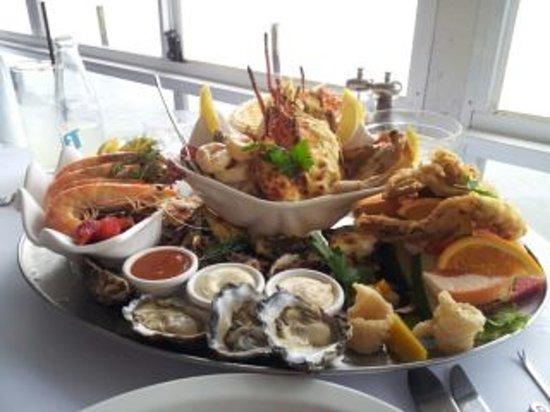 Whalebone Restaurant Menu