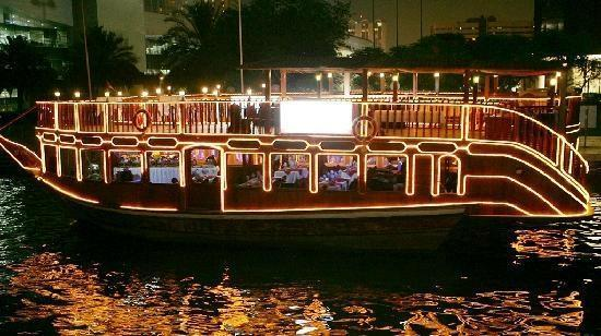 dhow dinner cruise dubai by high way tourism