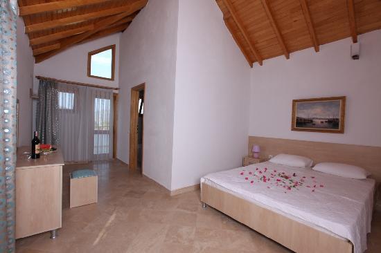 Yonca Butik Hotel: attıc rooms