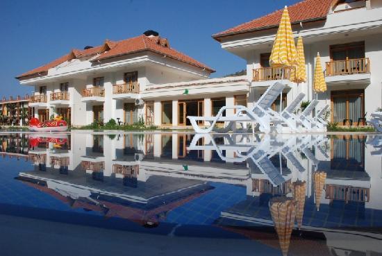 Yonca Butik Hotel: general & pool