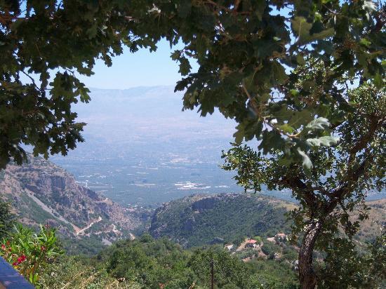 Ilaeira Mountain Resort: Amazing view from every balcony...