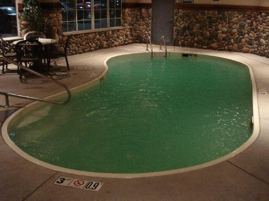 Microtel Inn & Suites by Wyndham Bozeman: pool
