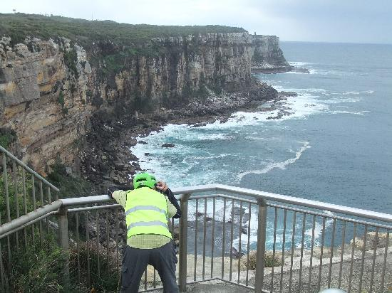 Bike Buffs - Sydney Bicycle Tours: North Head - Manly Tour