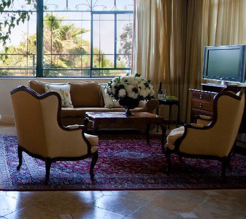 Hotel Mitzpe Hayamim: Suite