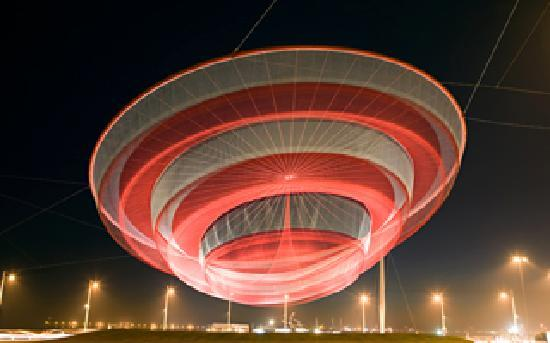 "Matosinhos, Portugal: ""She Changes"" by Janet Echelman"