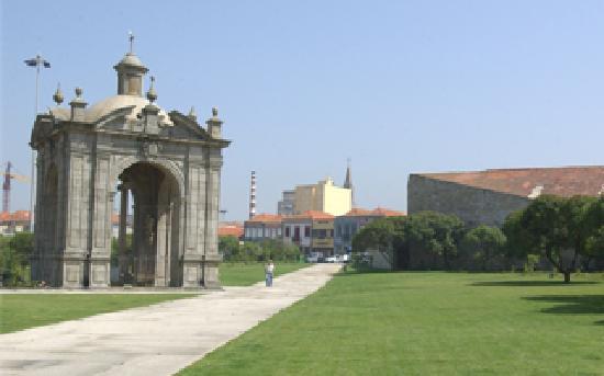 Matosinhos, Portugal: Senhor do Padrão