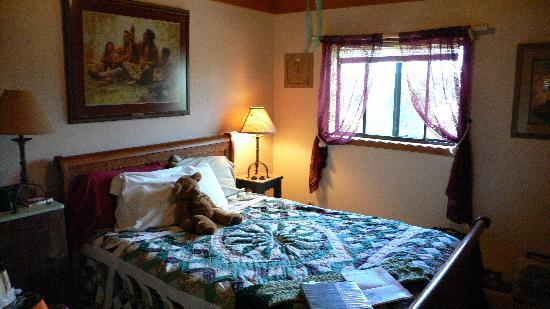 Sundance Bear Lodge: Mancos room - main lodge