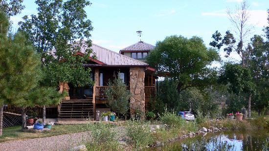 Sundance Bear Lodge : main lodge