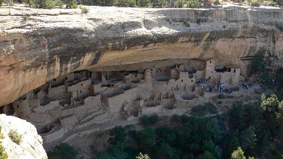 ‪‪Sundance Bear Lodge‬: Mesa Verde N.P. - Cliff Palace‬