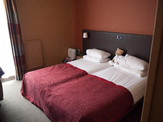 Martin's Brugge: Double room