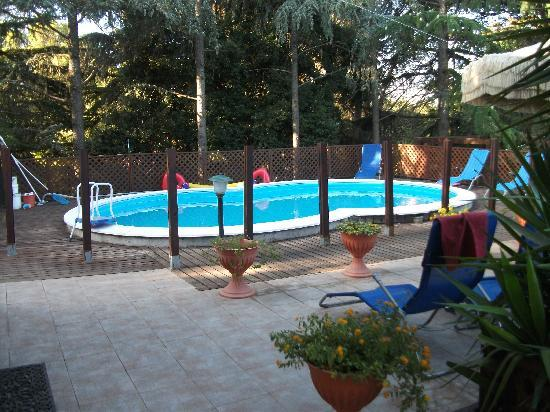 Bed & Breakfast Etnahouse: la piscina