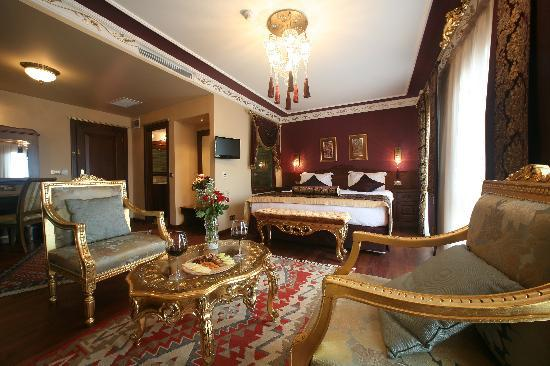 Rose Garden Suites Istanbul: executive room