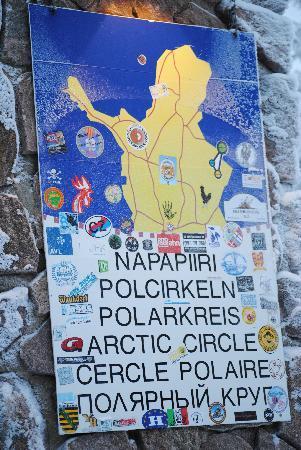 Svanstein Lodge: le cercle polaire