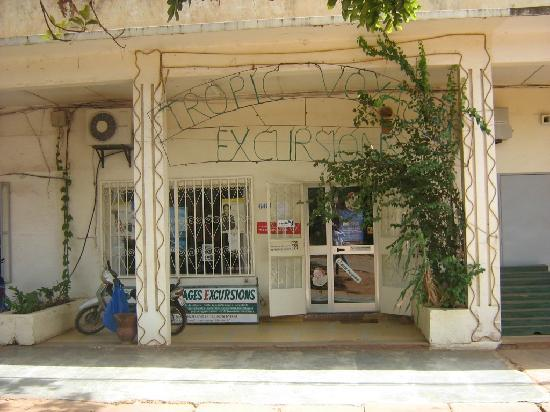 Burkina Faso: Office Tropic Voyages Bobo Dioulasso