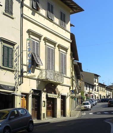 Ristorante I'Polpa: Front of restaurant