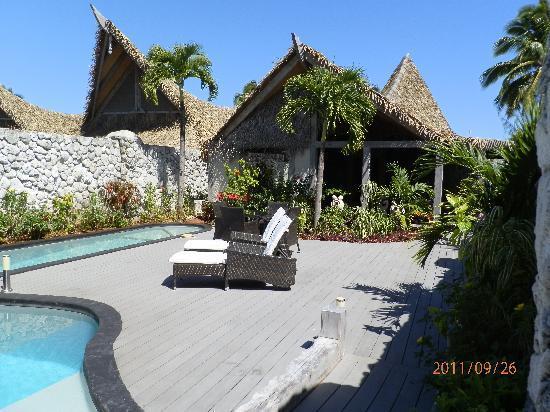 Aitutaki Escape: Villa 1