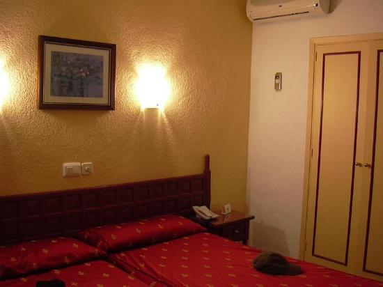 Summa Llorca: camera hotel