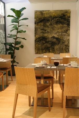 Hôtel Astoria Nantes : Salle des petits-déjeuners