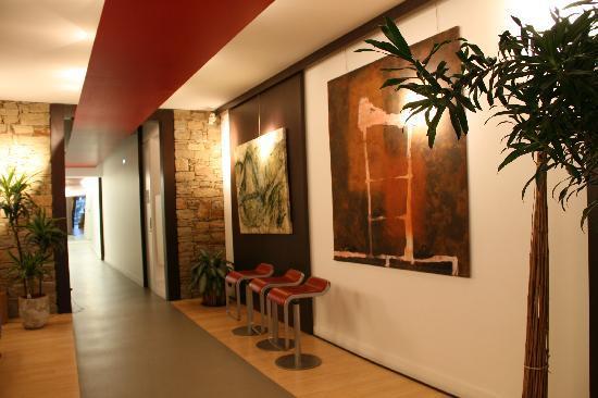 Hôtel Astoria Nantes : Réception