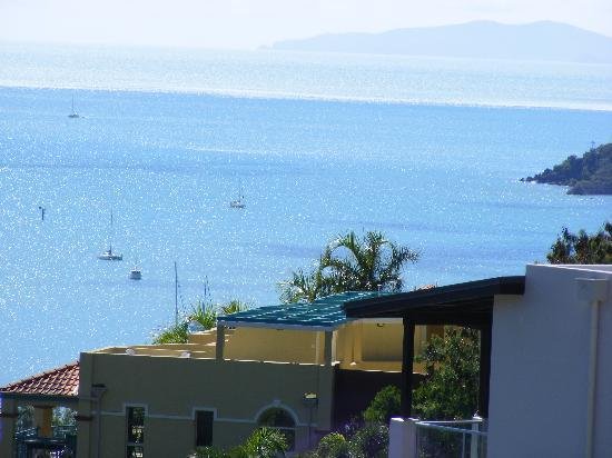 Whitsunday Reflections: the water view