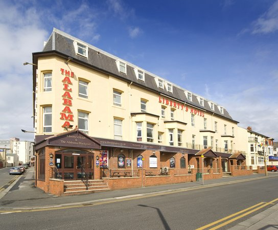 Photo of Bay Liberty's on the Square Hotel Blackpool