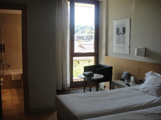 Hotel Jaizkibel: habitación estandar
