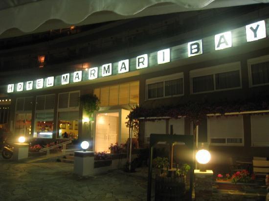 Marmari Bay Hotel: Esterno