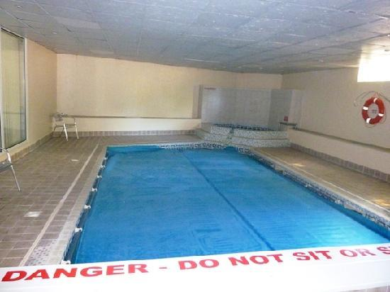 The Coppice: Indoor pool