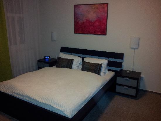 SwissHouse Apartments & Spa : Nice room