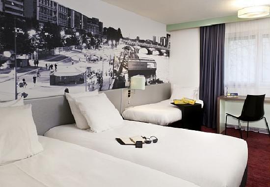 Hotel ibis Styles Paris Tolbiac Bibliotheque: twin room
