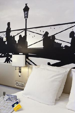 Hotel ibis Styles Paris Tolbiac Bibliotheque: double room