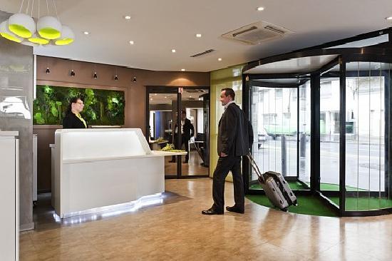 Hotel ibis Styles Paris Tolbiac Bibliotheque: lobby