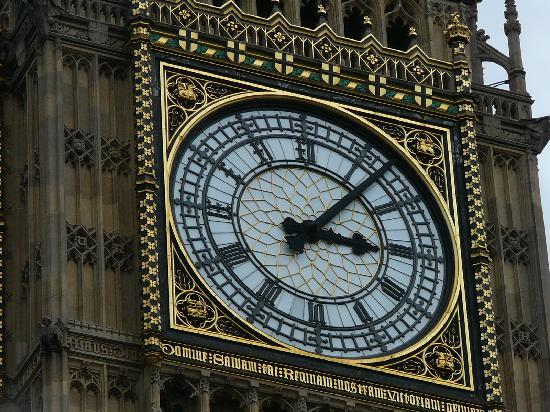 Uhr, Houses of Parliament