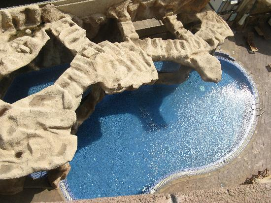 Hilton Beirut Habtoor Grand: the Flintstones themed pool and spa - nice, though