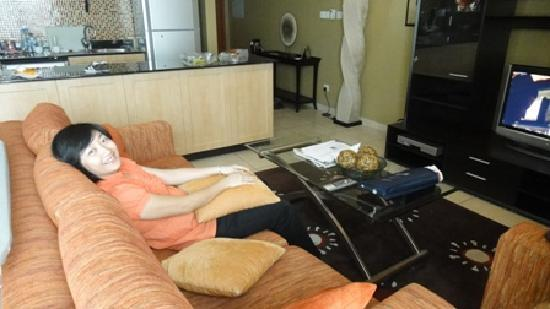 Pearl Coast Premier Hotel Apartments : Relaxing