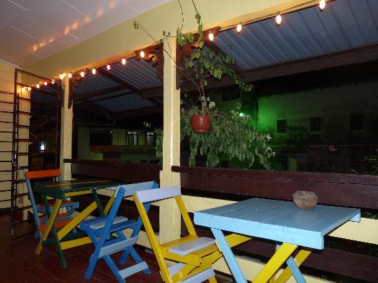 Hangmat Op Balkon : Hangmat balkon boven picture of guesthouse twenty paramaribo