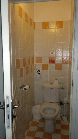 Inter-hotel Grand Hotel de la Gare: WC