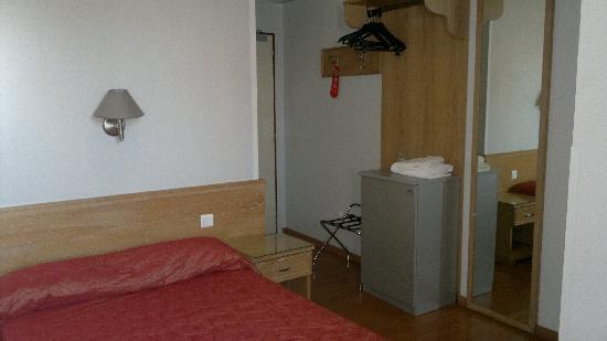 Inter-hotel Grand Hotel de la Gare: Single room