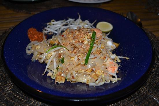 Restaurant K-Siri: Seafood Pad Thai